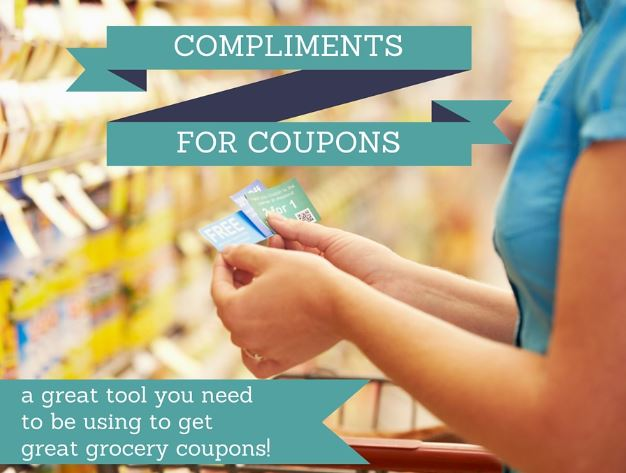 Compliments For Coupons Update 2 More Coupons In The Mail Saving Toward A Better Life