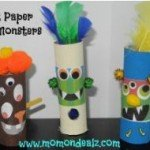 toiletpaperrollmonsters