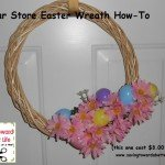 dollarstoreeasterwreath