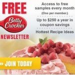 bettycrockernewsletter