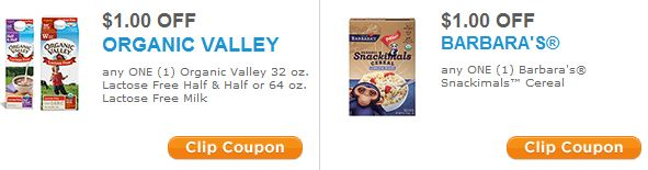 photograph relating to Organic Printable Coupons named Trucks Natural and organic Meals, Blue Diamond, Natural and organic Valley, Rudis +