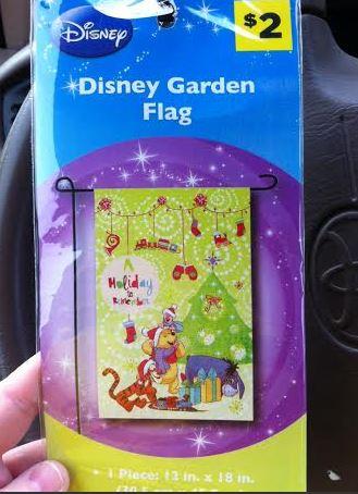 Garden Flags just 01 at Dollar General Saving Toward A