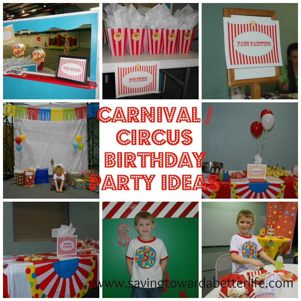 Circus Theme Decoration Ideas Part - 49: Saving Toward A Better Life