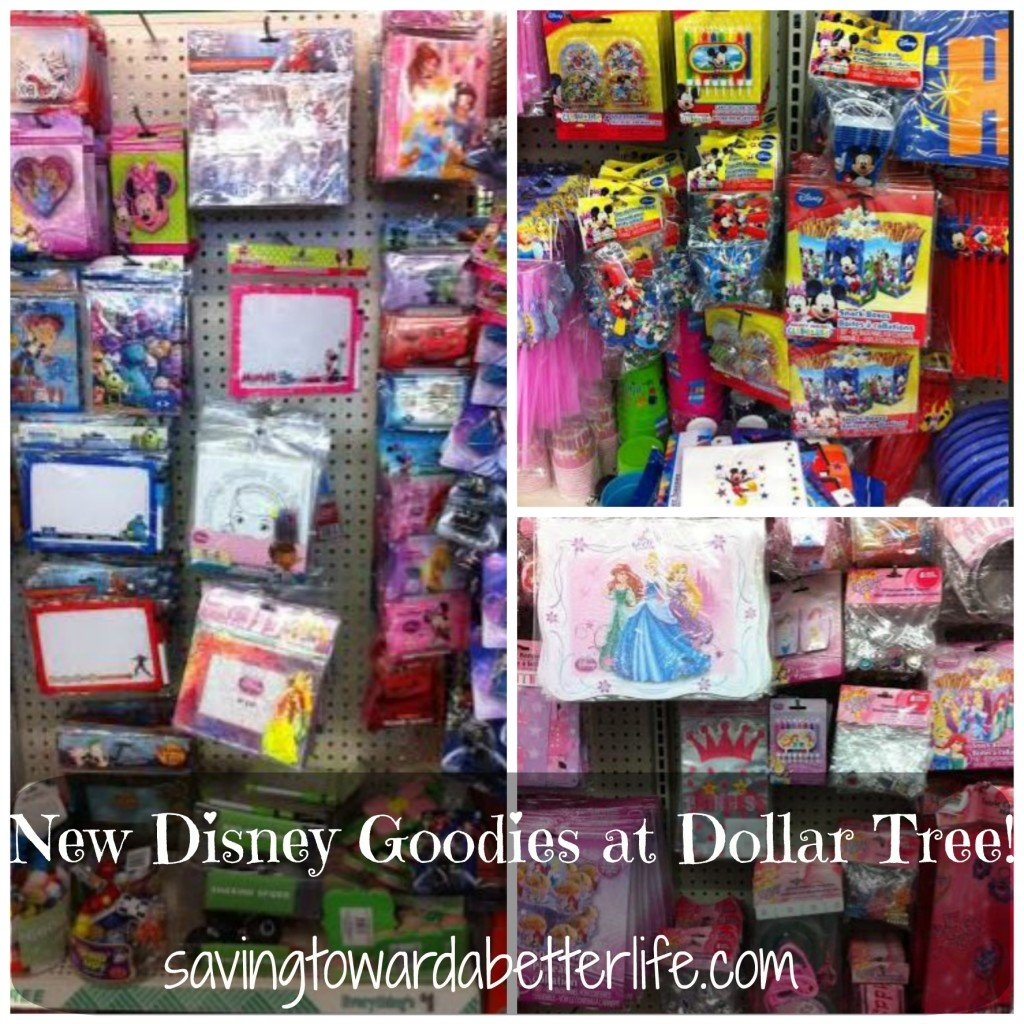 Dollar Tree Store Locator Inc: NEW Disney Goodies At The Dollar Tree!