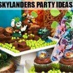 skylanderspartyideas