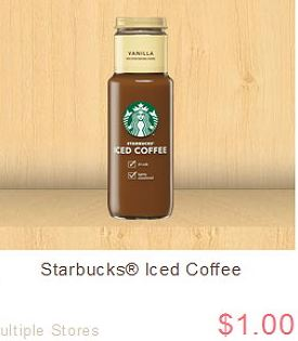 Starbucks Coffee Maker Target : FREE Starbucks Iced Coffee at Publix - Saving Toward A Better Life