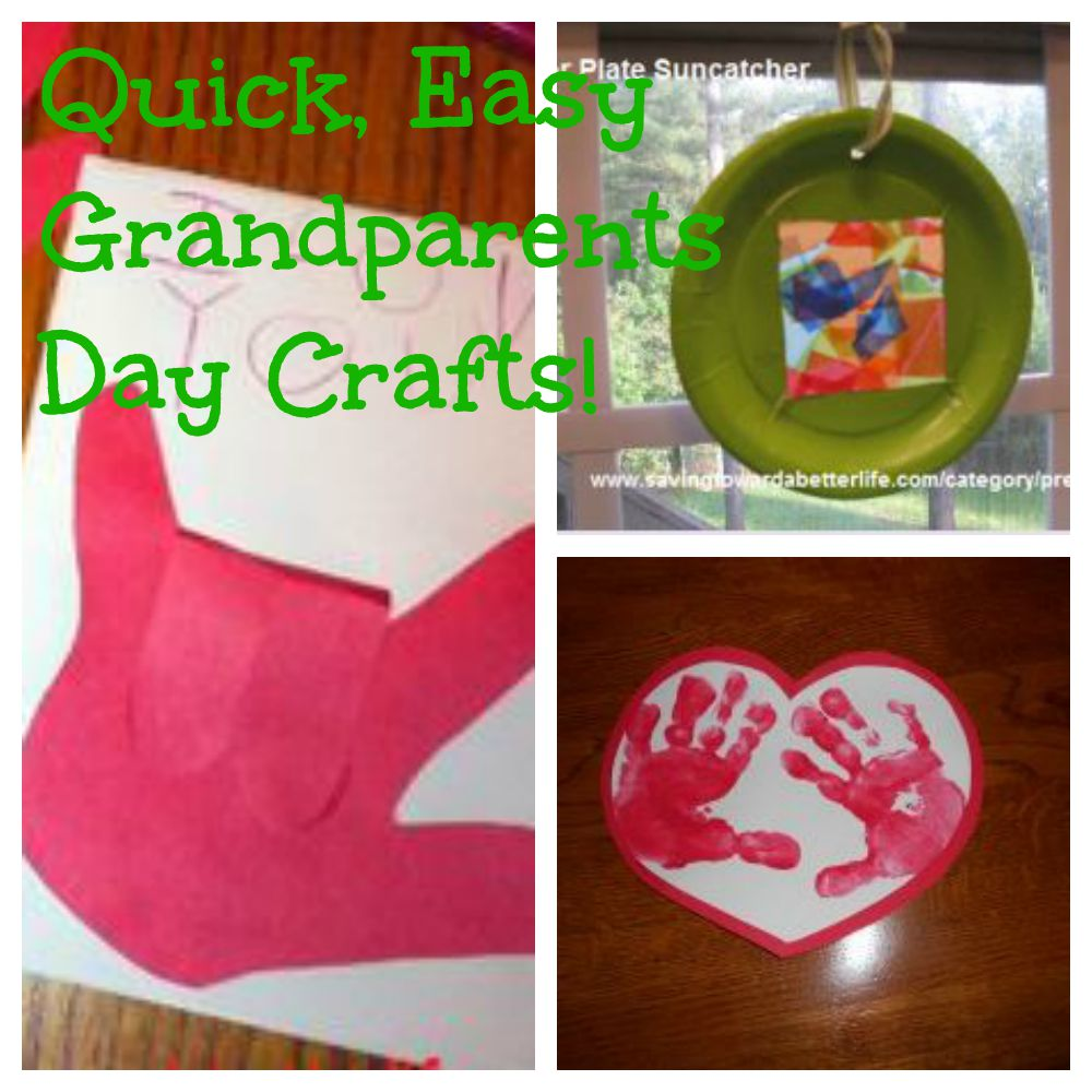 Grandparents Day Is Sunday Roundup Of Easy Ideas Saving Toward A