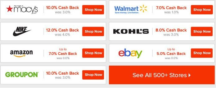 Ebates - my favourite way to earn cash for free on all my online purchases