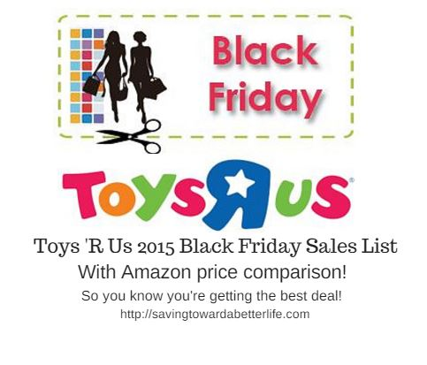 toys r us and subsidiaries essay