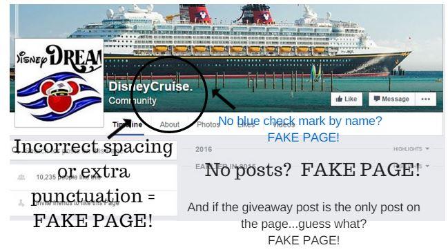 fakedisneypage