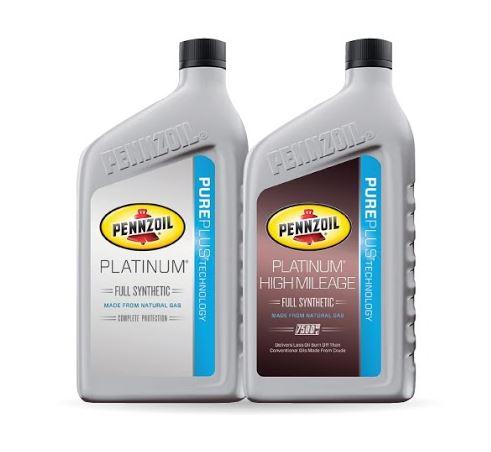 Full synthetic motor oil autos weblog for Pennzoil full synthetic motor oil