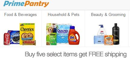 February Amazon Prime Pantry Free Shipping Deals Saving Toward A