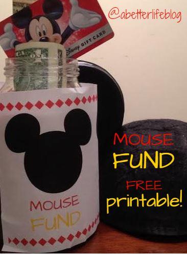 photo relating to Savings Jar Printable identified as Pennies for Disney\