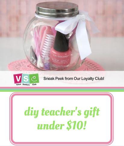 Good 10 dollar xmas gifts for teachers