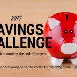 2017savingschallenge
