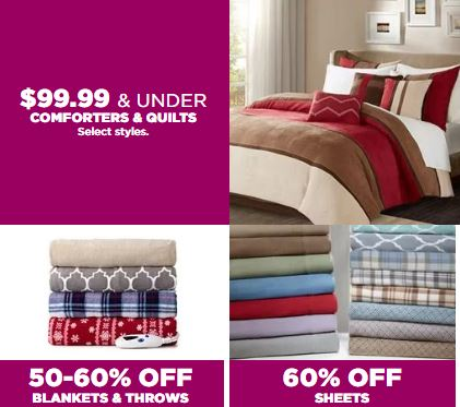 Kohl\'s: $10 off Bed & Bath purchase TODAY only + 25% off everything ...