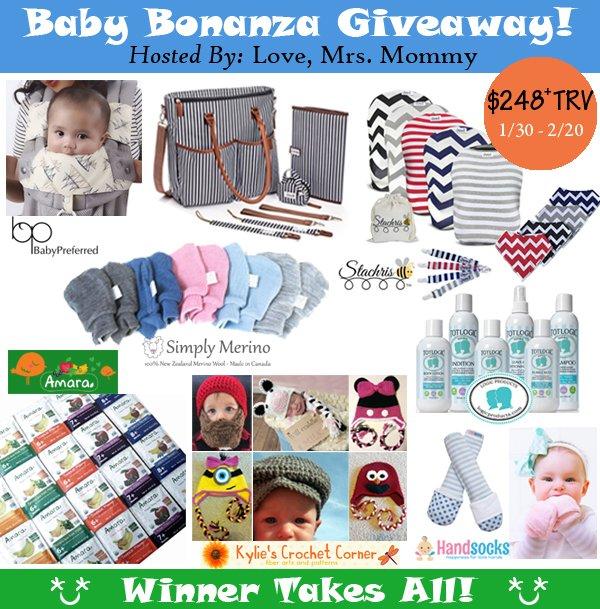 BabyBonanzaGiveaway