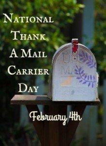nationalthankamailcarrierdayfeb4