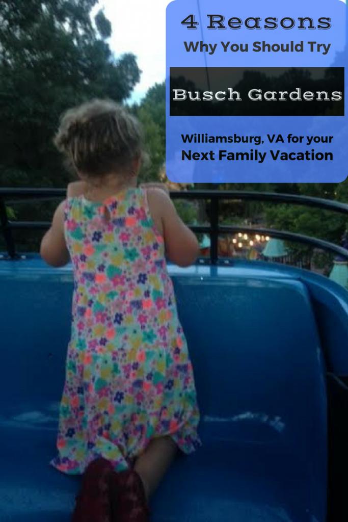 Busch Gardens Has It All Saving Toward A Better Life