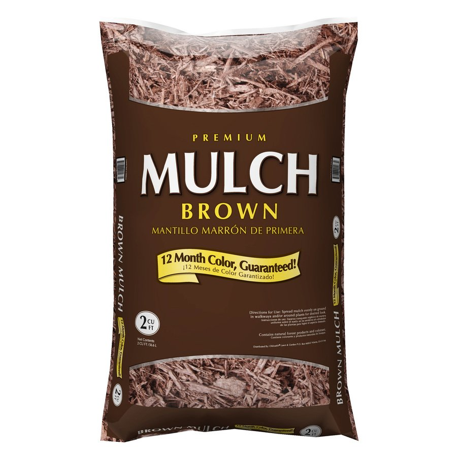 Lowe 39 s premium mulch 2 cu ft each save per for Compost soil bags