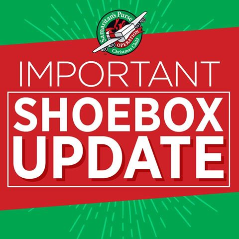 summer is barely here but before we know it it will be time to put our shoeboxes together for operation christmas child - Operation Christmas Child Shoeboxes