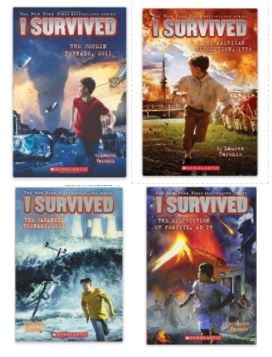 Amazon I Survived Historical Fiction Novels For Kids As Much As