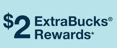 CVS: $2 ExtraBucks Rewards thru 9/24 (email offer) - Saving Toward A