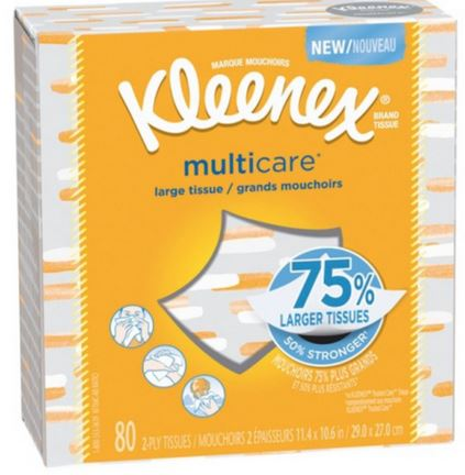 graphic about Kleenex Printable Coupon identify Emphasis: 2 Kleenex Economical Suppliers (through 9/20) - Conserving Towards