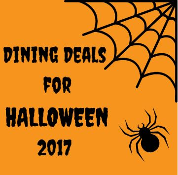 Halloween Dining Deals 2017: IHOP, Chipotle, Baskin-Robbins + More ...