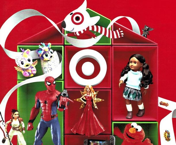 if you have a lot of christmas shopping or a big ticket item to buy still you might want to make sure to get it from target check out this deal - Target Christmas Toys