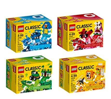 Easter gift ideas for kids from amazon shop for baskets without legos are great gifts and these smaller sets are great for putting in easter baskets negle Images