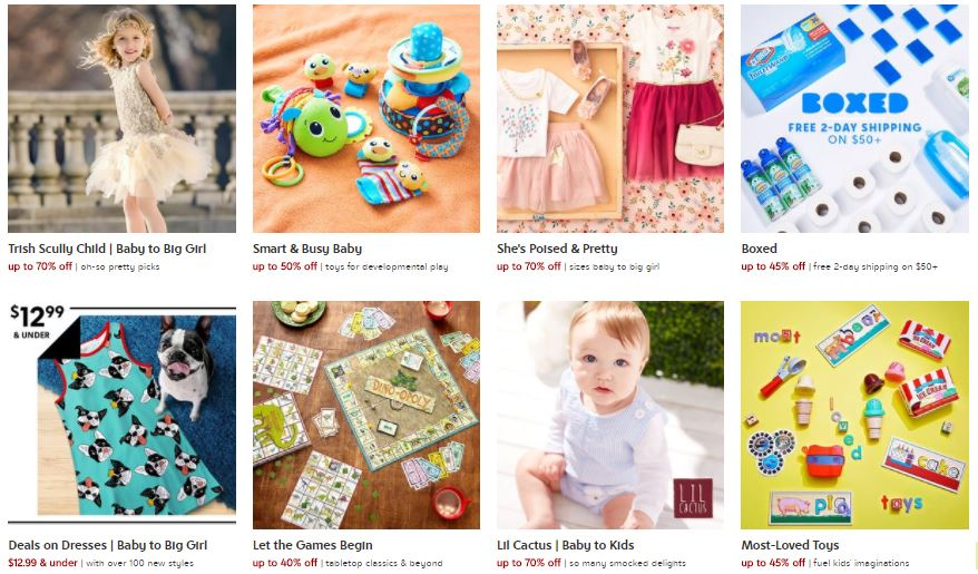 3e94b28e6 Zulily: FREE Shipping Code for orders of $49 or more (today only ...