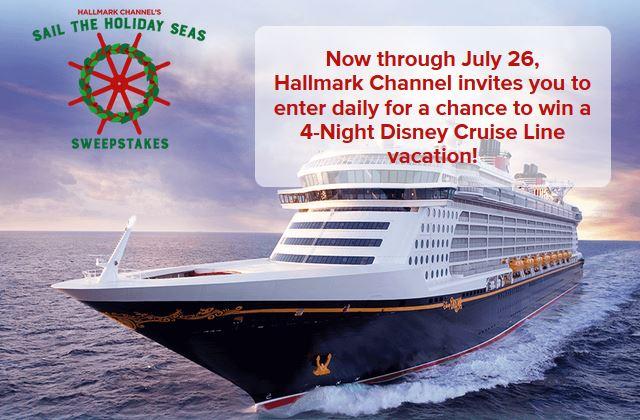 Disney cruise giveaway