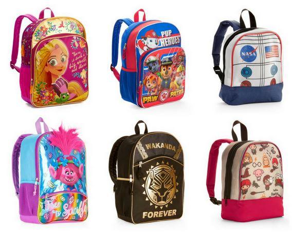 TopCashBack: FREE Backpacks at Walmart after Cash Back! (+$5 money