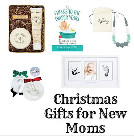 New Mom Fashion - Gift Ideas For New & Expectant Moms Under $10, $20 And $30 To Keep