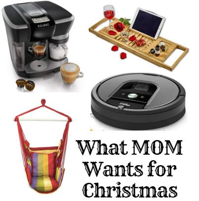 are you asking yourself what should i get mom for christmas or what would mom really like and be super surprised if she got for christmas