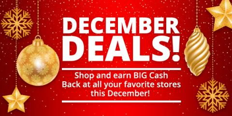 As we quickly approach Christmas, Swagbucks knows you still have lots of shopping to do, and they're offering big cash back for shopping online at several ...