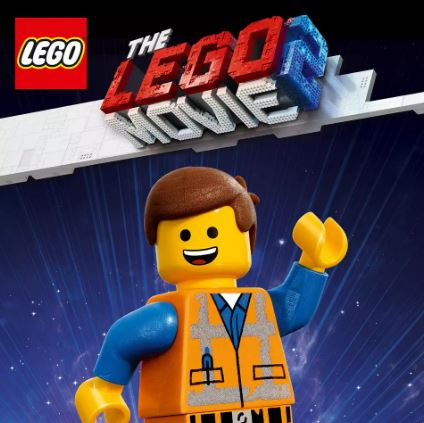 The LEGO Movie 2 Ticket Deals, Free LEGO Builds and Special