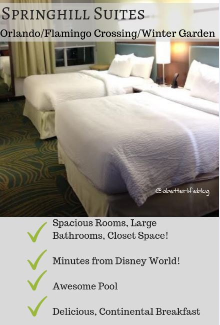 Springhill Suites - minutes from Disney World