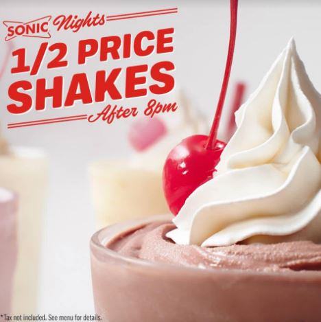 half price shakes