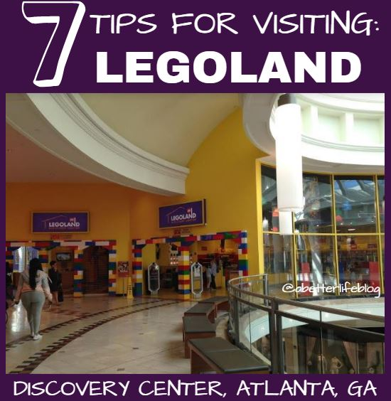 7 Tips for LEGOLAND Discovery Center