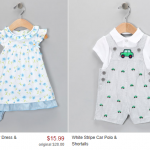 zulily little me sale