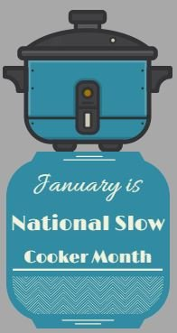 nationalslowcookermonth