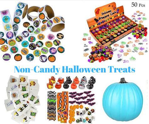 teal pumpkin ideas non candy