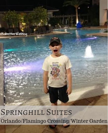 Hotel near Disney World