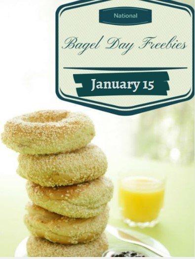 National Bagel Day Freebies